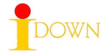 i DOWNのロゴ