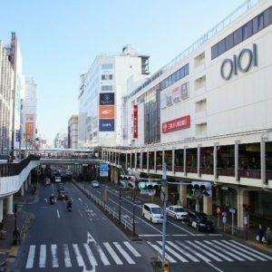 町田駅直結の町田マルイ