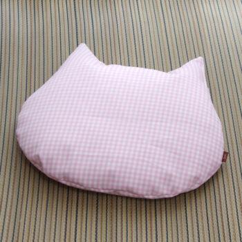 猫のしあわせ座布団:サクラチェック