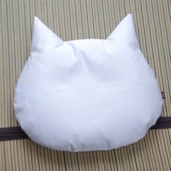 冷感!猫のしあわせ座布団:クールブルー